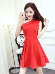 fashion terbaru toko baju wanita dress korea cantik dress pesta model
