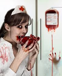 vampire nurse by intro92 vampires pinterest halloween