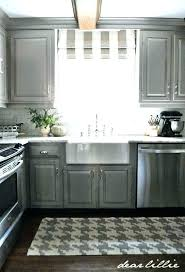 light gray stained kitchen cabinets light gray cabinet stained livingurbanscape org