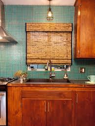 kitchen glass tile backsplash ideas pictures tips from hgtv black