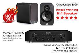 home theater system deals fantastic q acoustics speaker promotions wilayah av equipment