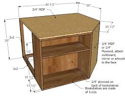ana white corner unit for the twin storage bed diy projects
