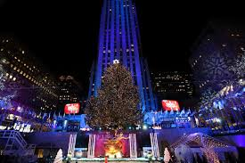 rockefeller center tree lighting 2017 when and where to