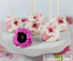 bubble and sweet how to make simple sugar blossoms flowers from