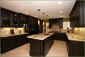 dark cherry cabinets with white granite countertops tag dark
