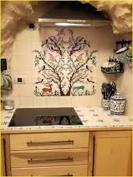 Ceramic Tile Murals For Kitchen Backsplash by Kitchen Backsplash Tile Murals Elegant Italian Tile Murals Tuscany