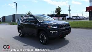 jeep family 2017 2017 jeep compass trailhawk review rolling shots part 10 10