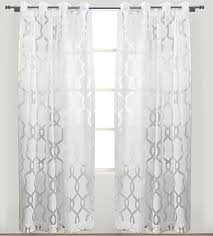 Curtains At Home Goods Home Goods Curtains And Drapes Velvet Ready Made White Size