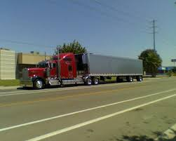 2014 kenworth w900 big red u002705 kenworth w900l overdrive owner operators trucking