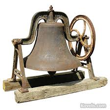 antique bell silver pewter brass copper chrome other