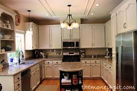 Painted Kitchen Cabinets How To Paint Your Kitchen Cabinets Without Losing Your Mind The