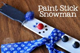35 snowman crafts ideas while staying in the warm kiddy crafty