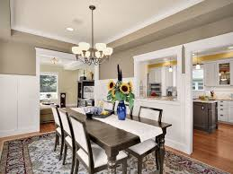 dining room wainscoting open concept zillow digs zillow