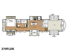 Fifth Wheel Floor Plans Front Living Room Fifth Wheel Rvs For Sale In Turner U0026 Manchester Near Portland