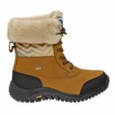ugg s adirondack boot ii chestnut ugg australia adirondack ii pendleton chestnut brown winter boots
