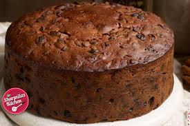 rum fruit u0026 nut cake plum cake l traditional christmas cake