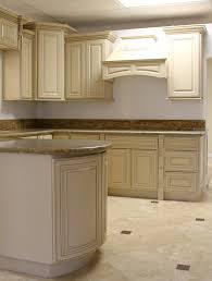 antique white kitchen cabinets with chocolate glaze creative