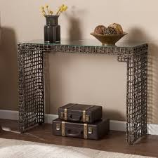 48 inch console table 48 inch tv console wayfair