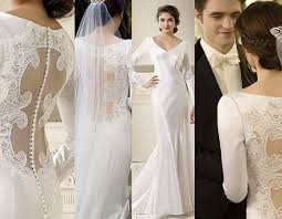 swan s wedding dress the wedding dress from twilight wedding ideas