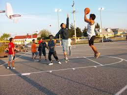backyard small basketball court chic and stylish homes haammss
