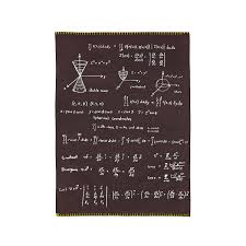 Designer Kitchen Towels Math Dish Towel Gifts For Nerds Geek Uncommongoods