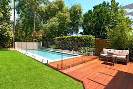 Decking Ideas For Sloping Garden Sloped Backyard Deck Ideas Designandcode Club