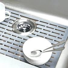 sink mats with drain hole kitchen sink mat with kitchen sink mats large size of kitchen grid