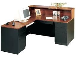 Office Furniture Reception Desks Reception Desks Furniture L Shaped Reception Desk Left Office