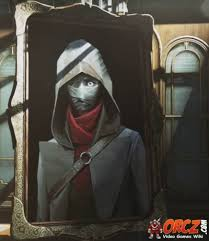 Dishonored Halloween Costume Dishonored 2 Blood Topology Grim Alex Orcz