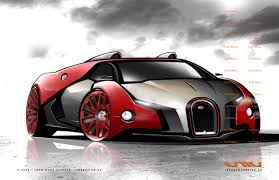 bugatti car drawing concept cars and trucks