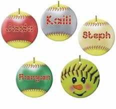 fastpitch softball gifts by lafaloons