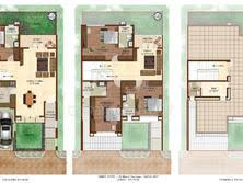 Row Houses For Sale In Bangalore - 3 bhk villas for sale in yelahanka bangalore commonfloor