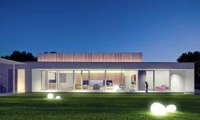 architektur ã sterreich zwei bungalows mit atrium österreich architekten