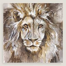 african wildlife v by taylor colors canvases and printed