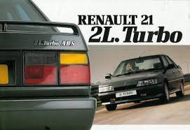 renault 21 underdog renault u0027s 21 turbo was france u0027s sierra cosworth drivetribe