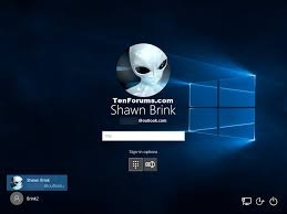 sign in user account automatically at windows 10 startup user