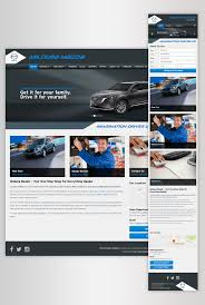 mazda website gloria quiroga digital graphic designer