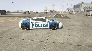 police mclaren finnish police mclaren mp4 gta5 mods com