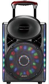 portable speaker with lights lights outdoor portable speaker system with bluetooth and microphone