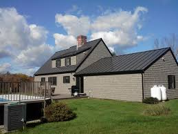 Metal Homes by Standing Seam Metal Roof On House Google Search Standing Seam