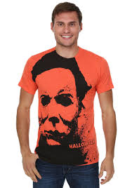 Tie Dye Halloween Shirts by Halloween Splatter Mask Mens T Shirt