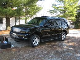 Ford Explorer Blacked Out - dcs143696 2004 ford explorer specs photos modification info at