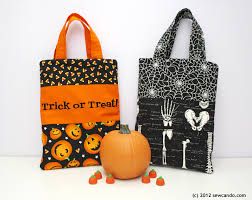 halloween trick or treat bags u2013 festival collections