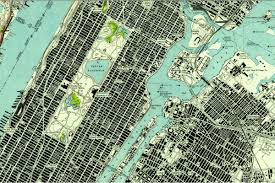 Map Central Park Three Year Project To Digitize 200 000 Historical Maps Is Nearly