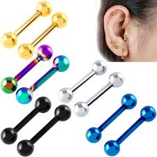 surgical steel stud earrings online get cheap surgical steel plugs aliexpress alibaba