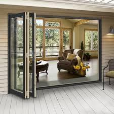 Folding Sliding Patio Doors Exterior Patio Doors Istranka Net