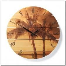 themed wall clock theme clocks foter
