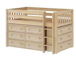 Loft Bed Frames Maxtrix Box Low Loft Bed Bed Frames Matrix Furniture