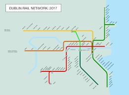 Dart Rail Map Dublin Rail Network 2017 Album On Imgur