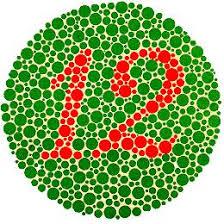 Green Red Color Blind 05 03 09 Ishihara12 Jpg